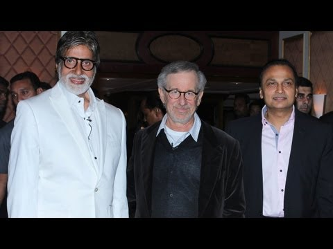 Bollywood's Date With Steven Spielberg