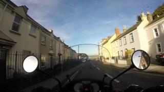 8. Howth Ride - Moto Guzzi Breva V750