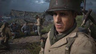 Меня призвали в герои. #1 [Call of Duty WWII]