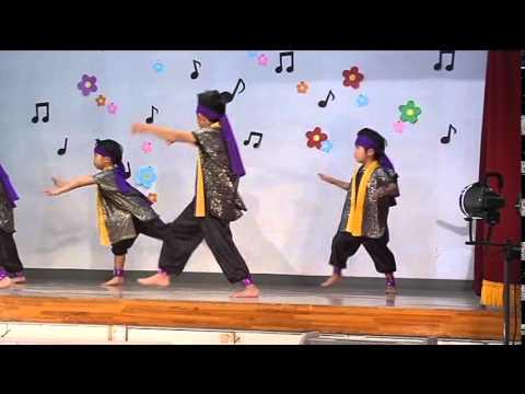 田上幼稚園 平成26年度おゆうぎかい 午後の部-7