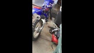8. 2005 yamaha ttr 230 carburetor fuel jetting issue NEED HELP