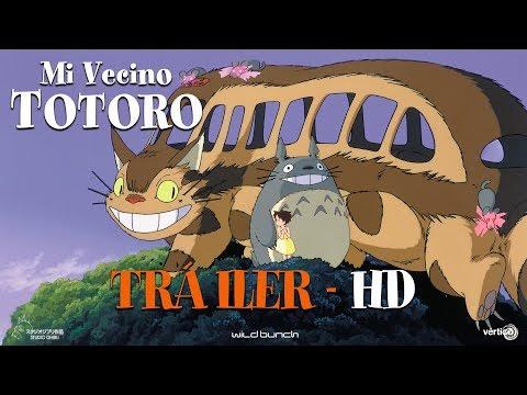 Mi vecino Totoro - Tráiler Español?>