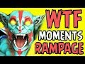 Dota 2 WTF Rampage Most Epic Compilation