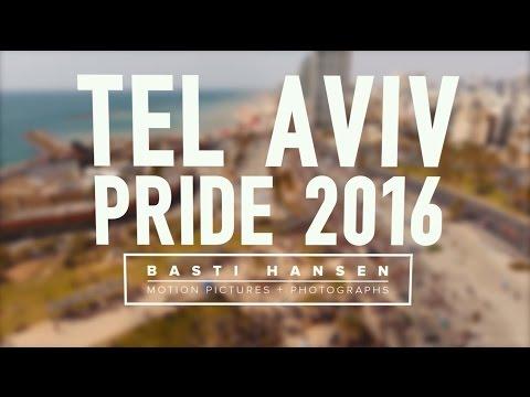TEL AVIV GAY PRIDE 2016 - Official Aftermovie (HD) (видео)