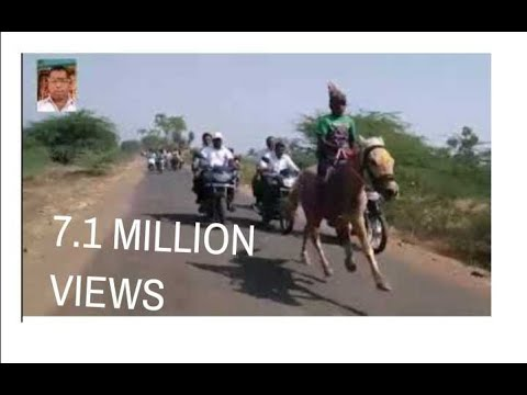 Chikkodi Kerur Horse Riding 9 Year Old Boy Lokesh
