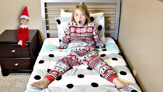 Woke up in the WRONG HOUSE! Elf on the Shelf PRANK