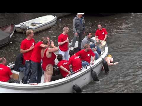 Liever geen Britse bachelor parties in Amsterdam