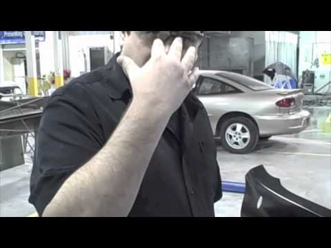 0 Dent Repair   How To Use The New Magna Spot Stud Welder Gun