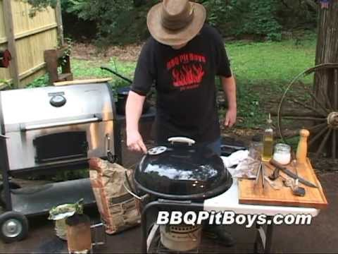 barbecue - This is a quick introduction by one of the BBQ Pit Boys on how to grill like a pro at your next barbecue. See some of the basic tools and tricks required, in...