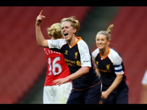 Liverpool - The Official YouTube channel of The FA WSL with exclusive news, match highlights, player profiles and more. Find out more about the FAWSL: http://www.fawsl.c...