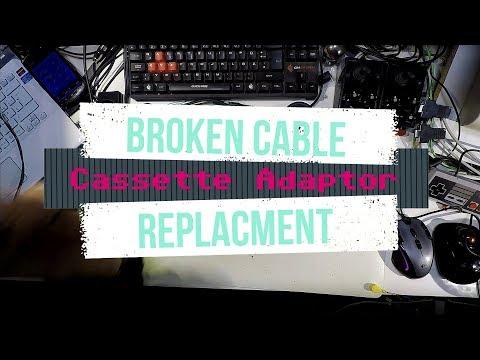 Retro Repair - Cassette Player Adaptor