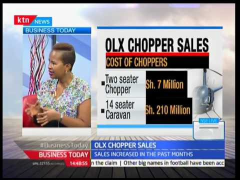 Business today 2017/06/21: Olx chopper sale