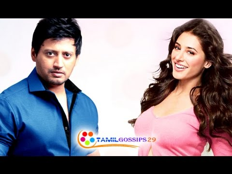 Prashant s  Sahasam  First Motion Poster Released by Simbu