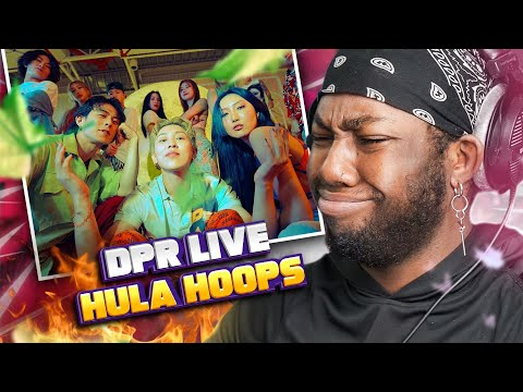 DPR LIVE - Hula Hoops (ft. BEENZINO, HWASA) OFFICIAL M/V (REACTION + REVIEW)