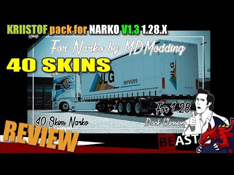 Kriistof Pack For Narko v1.3 1.28.x
