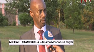 Lawyers of the Independent Presidential candidate in the recently concluded polls, Amama Mbabazi have served the president, Yoweri Museveni with a petition c...