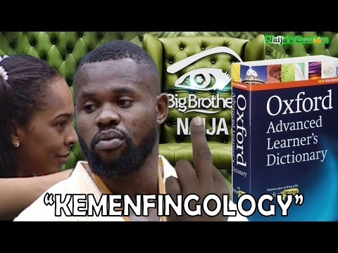 """New Word """"Kemenfingology"""" Added To Oxford English Dictionary After Kemen & Tboss (Parody)"""