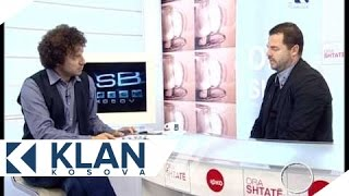 ORA 7 - Mysafir: Halil Budakova - 15.11.2013 - KLANKOSOVA.tv