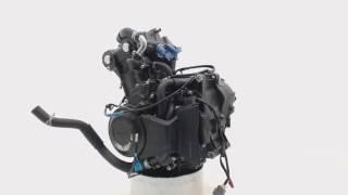 4. Used Engine Honda CBR 500 R ABS 2013-2015 CBR500R PC44 2015-04  154565