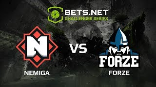 Nemiga vs forZe, Bets.net Challanger Series