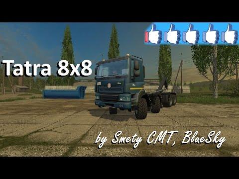TATRA 158 8x8 Phoenix Agro v1.3