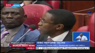 EACC Appears Before The Joint Select Committee On IEBC