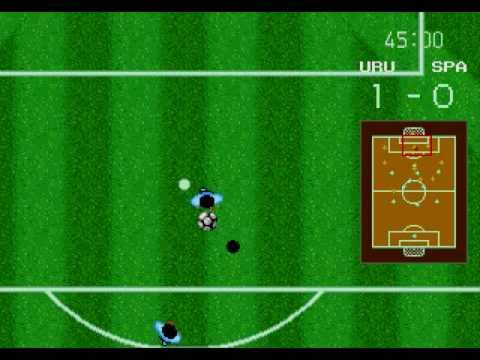 World Cup Italia '90 Megadrive