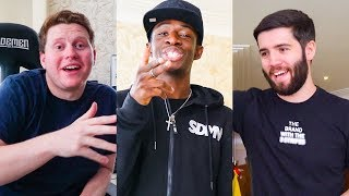 Video SIDEMEN RAP CHALLENGE! MP3, 3GP, MP4, WEBM, AVI, FLV Agustus 2017