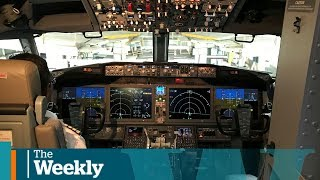 Video Pilots report issues with Boeing jet automation | The Weekly with Wendy Mesley MP3, 3GP, MP4, WEBM, AVI, FLV Juni 2019