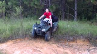 7. 2008 Honda Rancher 420