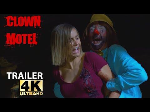CLOWN MOTEL Official Trailer 2 (2019) Horror Movie