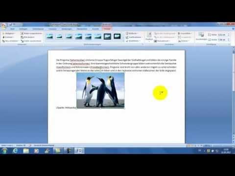 microsoft word 2007 bild in text einfgen tutorial hd bycptsisco136
