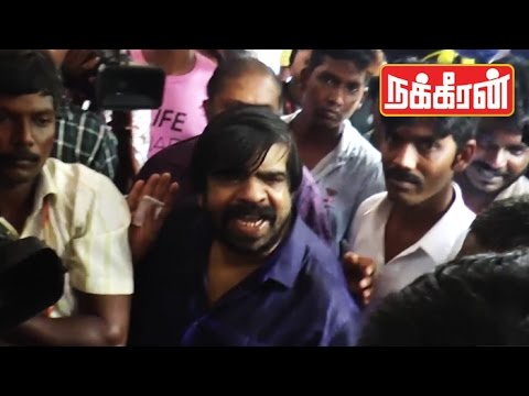 T-RAJENDAR-speech-after-casting-his-vote-Celebrities-in-TN-Election-2016