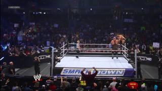 Daniel Bryan vs. Big Show: SmackDown, Dec. 7, 2012