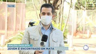 Jovem é encontrado com ferimentos em terreno de Lençóis Paulista