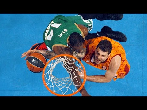 Highlights: Panathinaikos Athens-Galatasaray Liv Hospital Istanbul