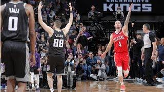 Final Minute of Pelicans vs. Kings | Wild Ending