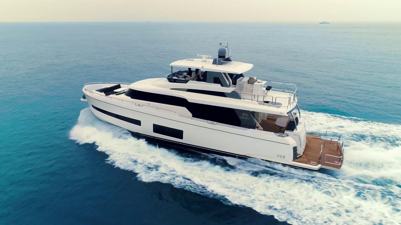 V68 Yacht