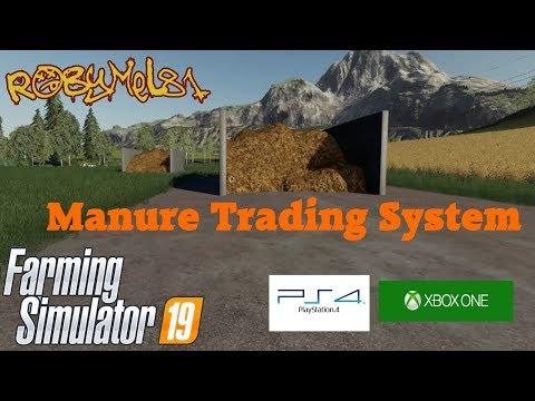 Manure Trading System v1.0.0.0