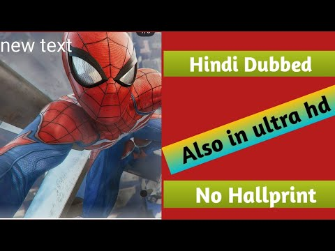 How to download spider man far from home in full hd(Blu-ray)print