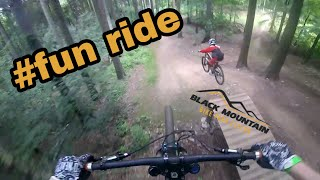 Video #fun ride  / Elstra / Black Mountain Bikepark MP3, 3GP, MP4, WEBM, AVI, FLV November 2017