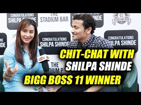 Chit-Chat With Shilpa Shinde Bigg Boss 11 WINNER | Hina Khan, Entertainment Ki Raat (видео)