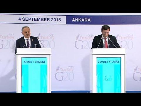 G20: τα αμερικανικά επιτόκια διχάζουν τη Σύνοδο – economy