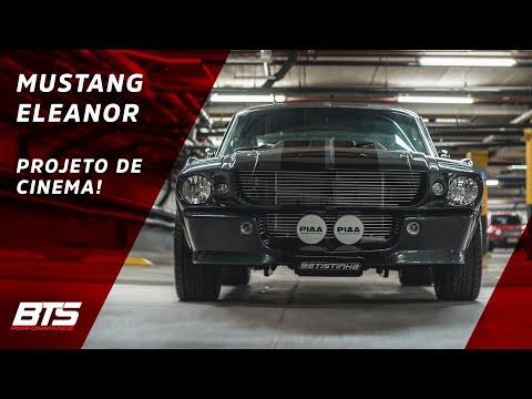 Kinoplex - Mustang Eleanor - PROJETO DE CINEMA by Batistinha Garage