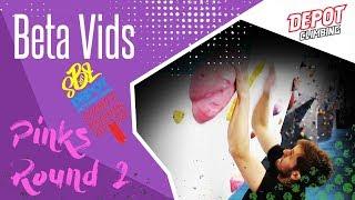 Depot Beta Vids - Nottingham SBL2017 Round 2 by The Depot Climbing