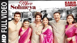 Full Song Mere Sohneya ve maahi kitho dil lagna Shahid Kapoor Kiara Full HD