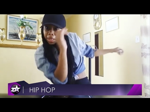 Bontle Modiselle's Slick Dance Moves