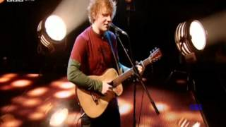 Ed Sheeran ~ Small Bump (The Voice UK Final)
