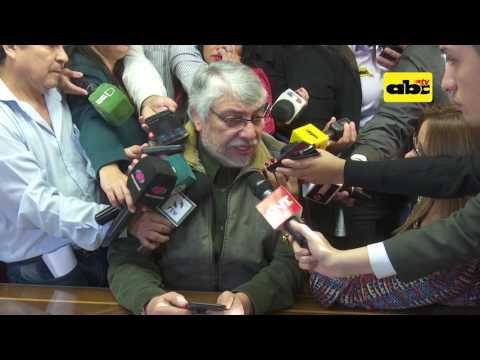 Lugo prefiere no especular sobre sucesiòn del ejecutivo
