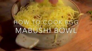 Mabushi Bowl